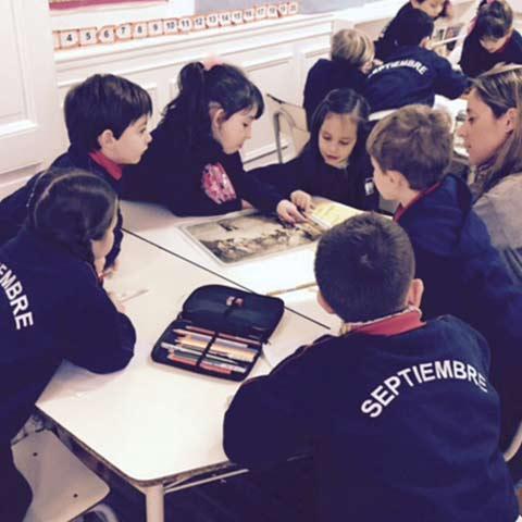 La escuela en tiempos de pandemia