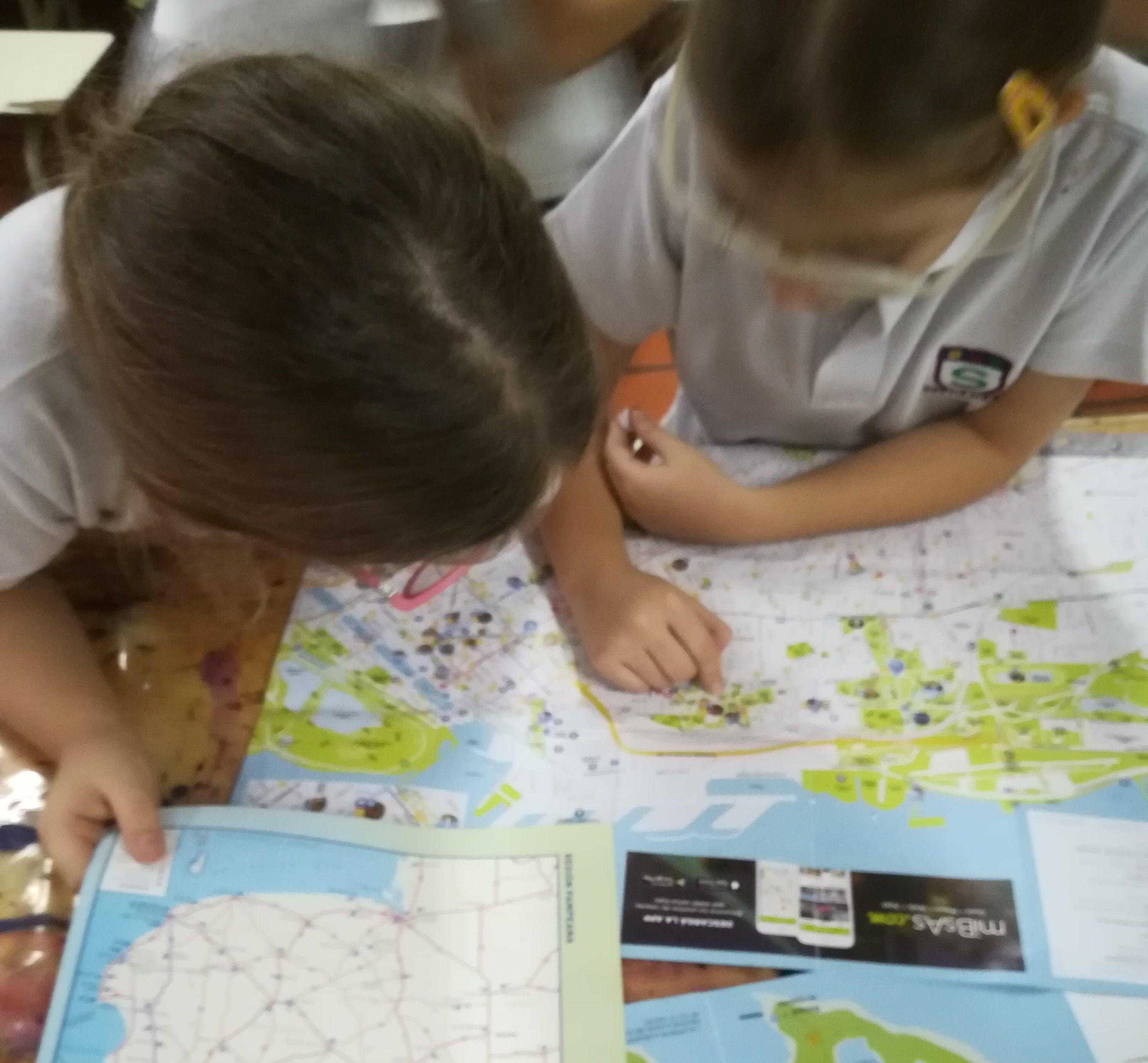 PRIMARIA: FICHAS 2019