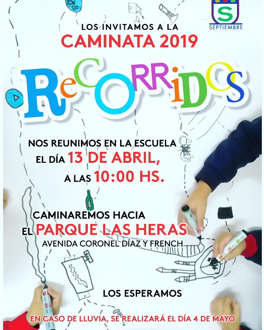 CAMINATA 2019