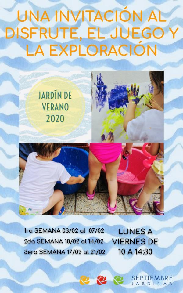 Jardín de Verano 2020